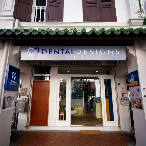 dental designs telok ayer street