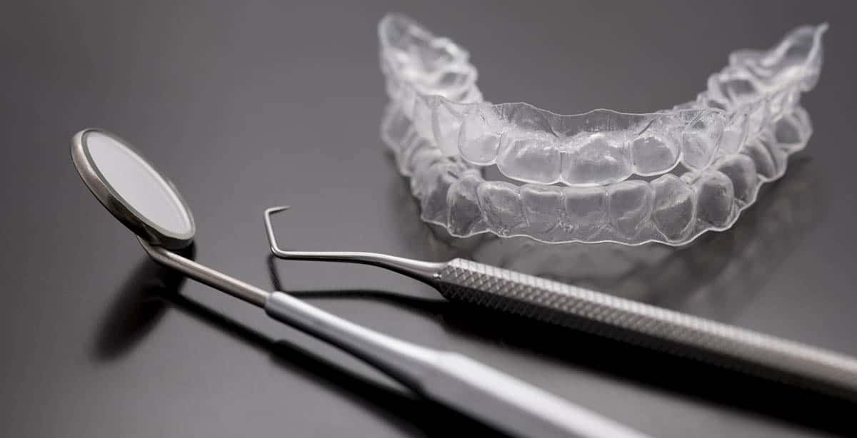 Invisalign tooth aligners